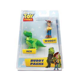 Pareja amigos toy story
