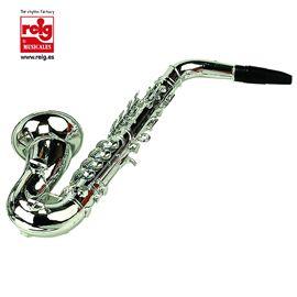 Saxofon metalizado
