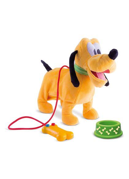 Pluto paseos