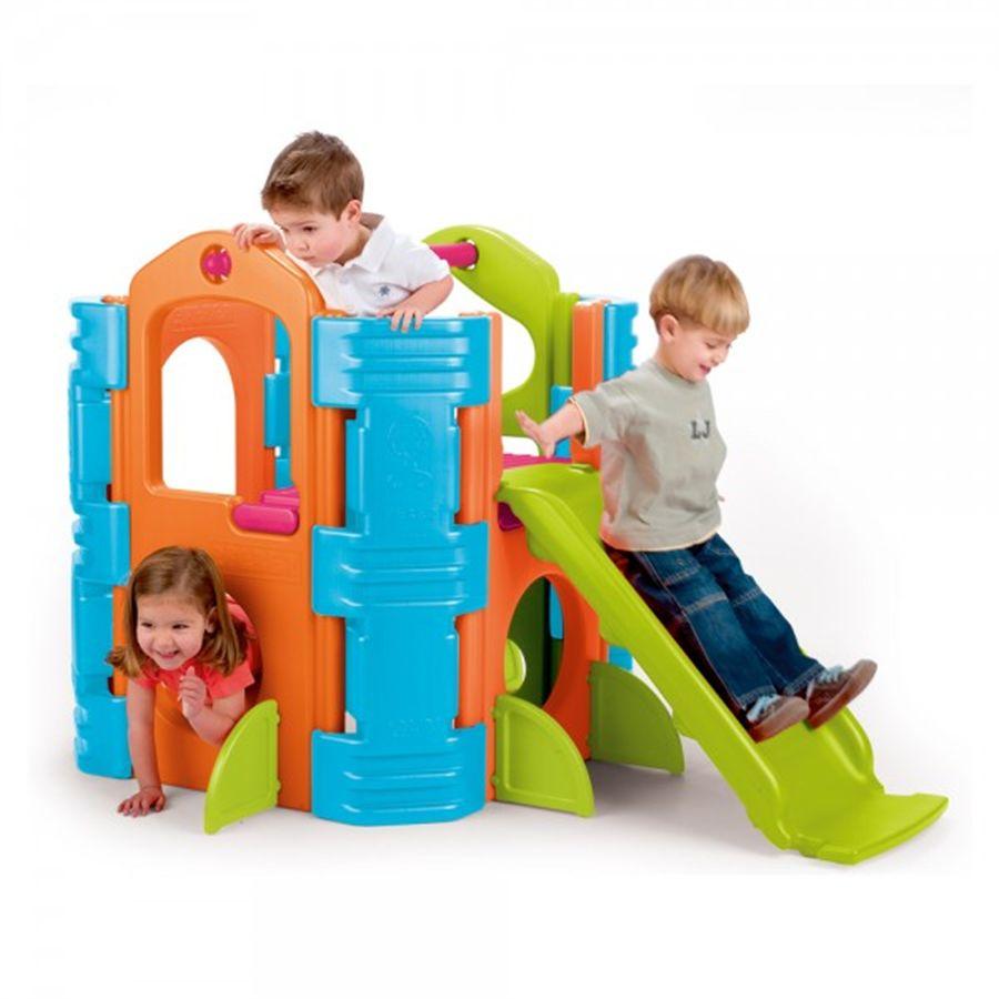 Parque de juegos for Casa de juguetes para jardin