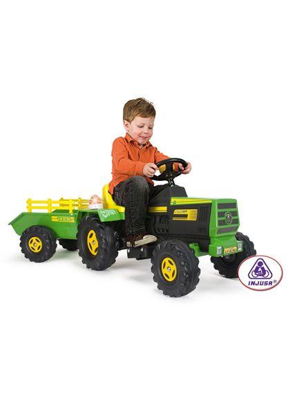 Tractor basic 6 v.