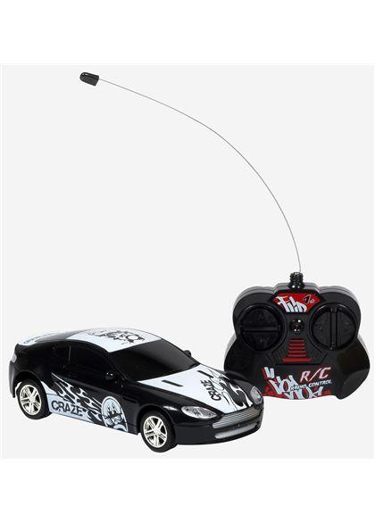 Coche rally radio control (bateria incluida)