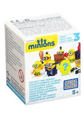 Minions mega blocks mini figuras (precio unidad) - 23838015