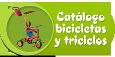 bicis y triciclos