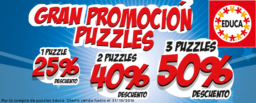 Promo puzzles