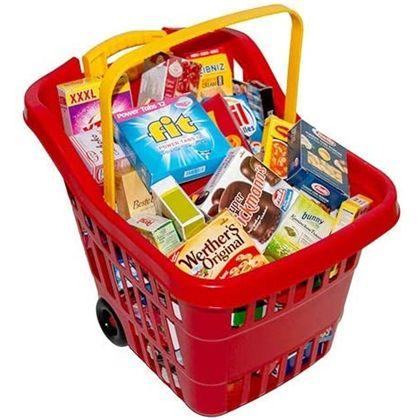 Cesta supermercado - 52001021