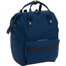 Mochila-bolso paris g - blue