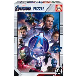 Puzzle 100 avengers infinity