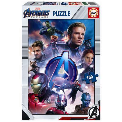 Puzzle 100 avengers infinity - 04018097