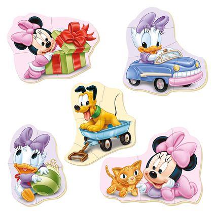 Puzzle baby minnie - 04015612(1)