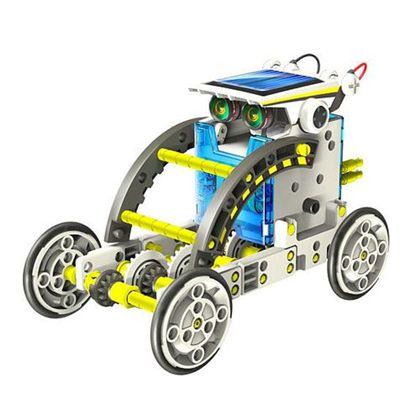 Construye tu robot solar 14 en 1 - 15480773(3)