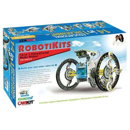 Construye tu robot solar 14 en 1 - 15480773(4)