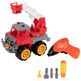 Maletin para reparar camion bomberos