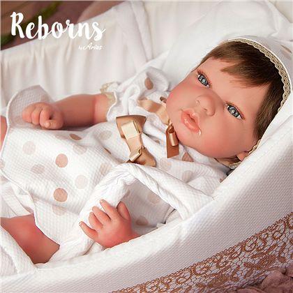 Reborn candy con capazo - 39498033(2)