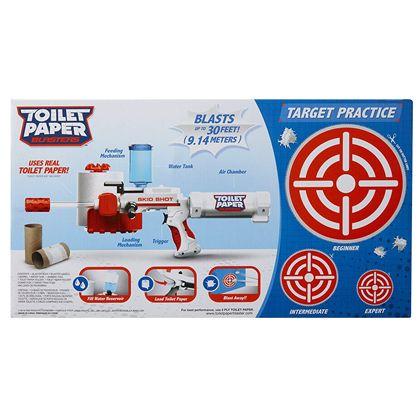 Pistola blaster toilet paper - 07461734(4)
