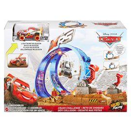 Disney cars-xrs superlooping carreras en el barro