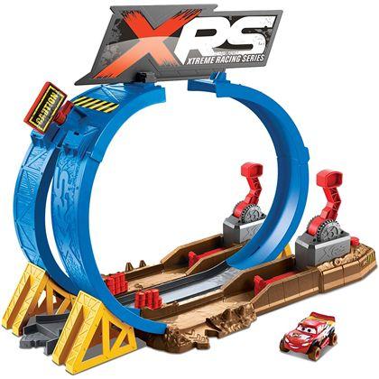 Disney cars-xrs superlooping carreras en el barro - 24570759