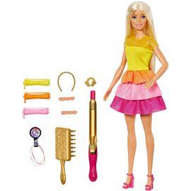 Barbie rizos