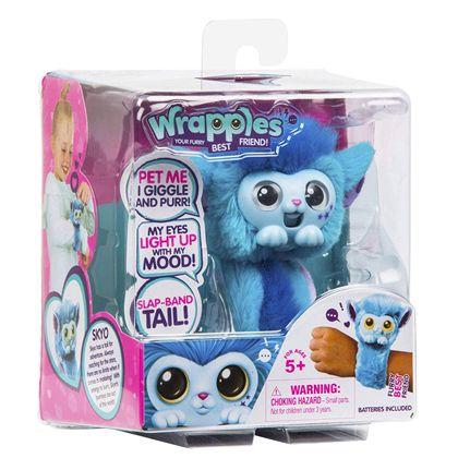 Little live pets wrapples azul skyo - 13006458