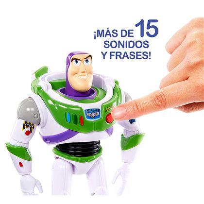 Toy story 4 buzz electrónico - 24578668(1)