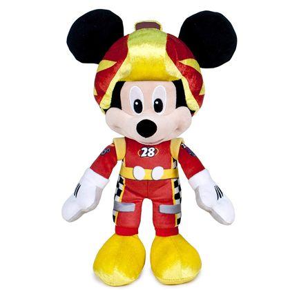 Mickey y los super pilotos peluche 35cm - 13045277