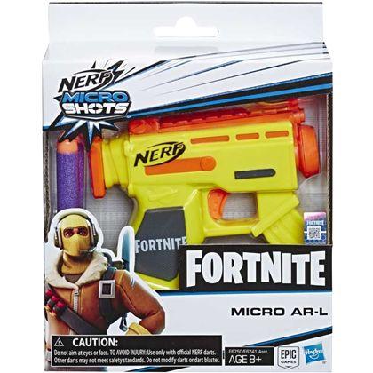 Nerf microshots fornite micro ar-l - 25560685