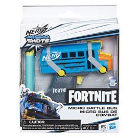 Nerf microshots fornite micro bus