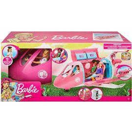 Avion de barbie con piloto