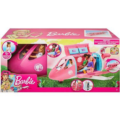 Avion de barbie con piloto - 24580744