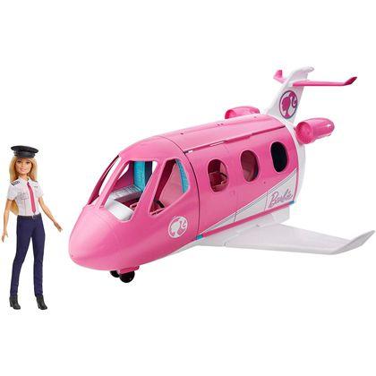 Avion de barbie con piloto - 24580744(1)