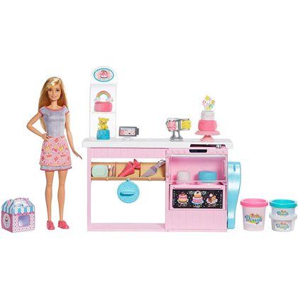 Pasteleria de barbie - 24576764