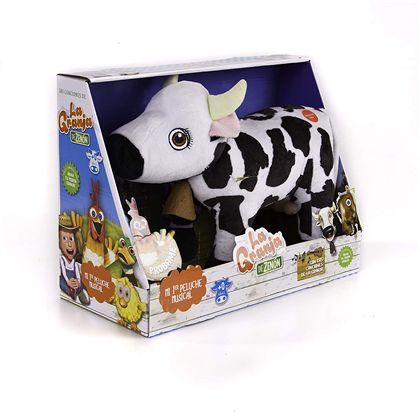 Vaca lola musical la granja de zenón - 02580003(1)
