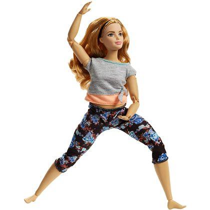 Barbie movimientos sin límites castaña - 24564377(1)