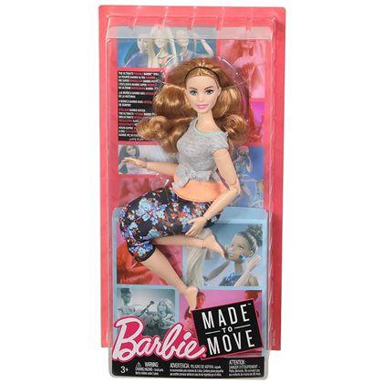 Barbie movimientos sin límites castaña - 24564377(2)
