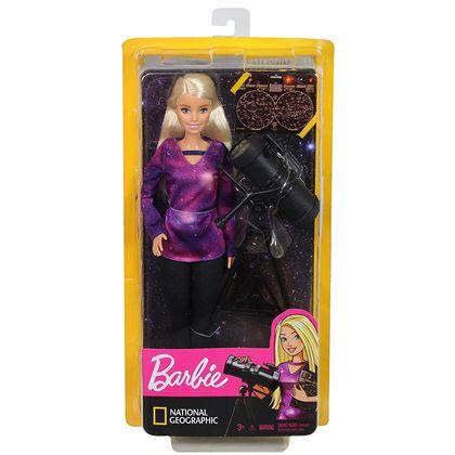 Barbie astronoma national geografic - 24574801