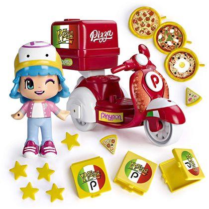 Pinypon moto de pizzeria - 13006581
