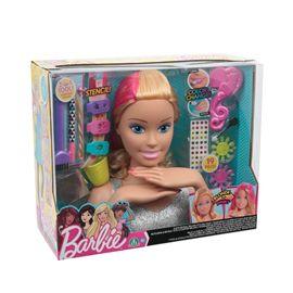Busto barbie deluxe con 19 piezas