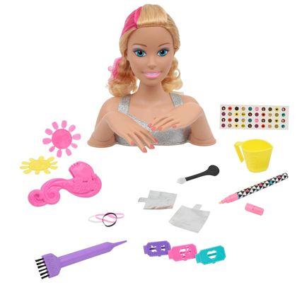 Busto barbie deluxe con 19 piezas - 23403887(1)