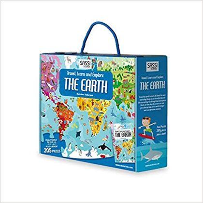 Puzzle la tierra - 59060156