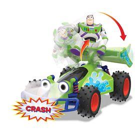 Toy story 4 buggy crash buzz radiocontrol 1:18
