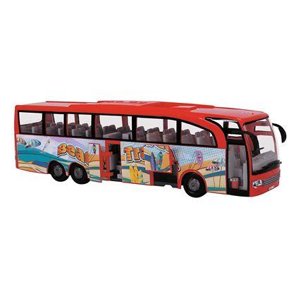 Autobús turístico rojo o azul (precio unidad) - 33345005(2)