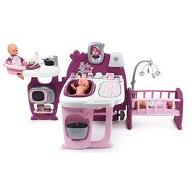 La casa de los bebés