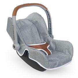 Asiento bebé confort gris