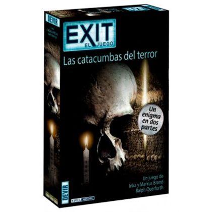 Exit catacumbas del terror - 04622851
