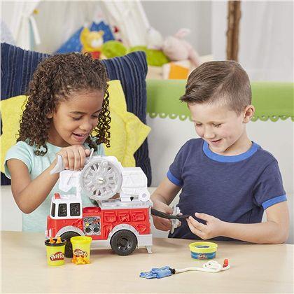 Play-doh camion bomberos - 25559733(1)