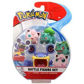Pokemon multipack 3 figuras (modelos aleatorios)