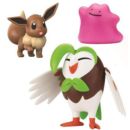 Pokemon multipack 3 figuras (modelos aleatorios) - 03507225(2)