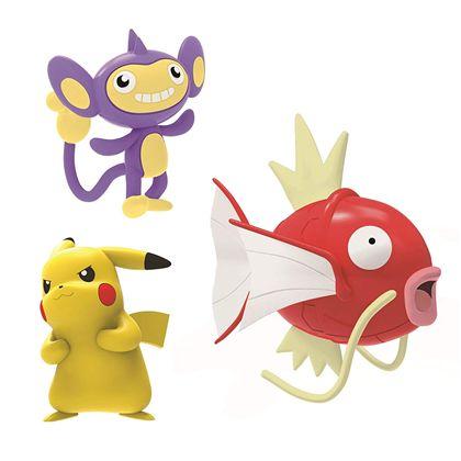Pokemon multipack 3 figuras (modelos aleatorios) - 03507225(3)