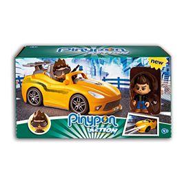 Pinypon action super coche
