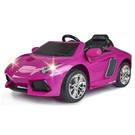 Lamborghini aventator pink 6v